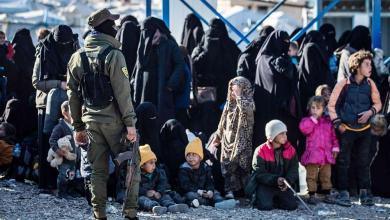 """اعترافات مصورة لـ """"أربعة عراقيين"""" نفذوا جرائم قتل في مخيم الهول"""