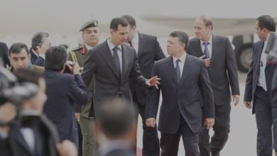 برلماني أردني يدعو لإعادة العلاقات مع النظام السوري