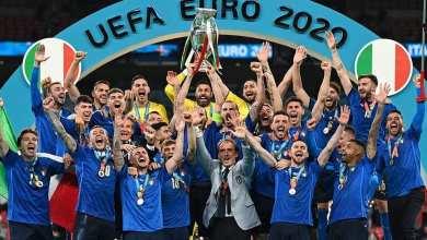 إيطاليا تنتزع لقب كأس أمم أوروبا من معقل انجلترا