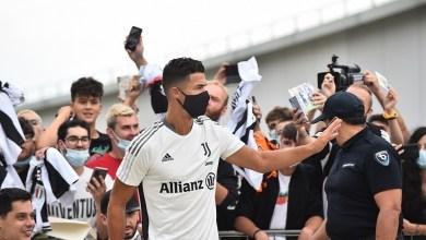 """البرتغالي """"كريستيانو رونالدو"""" رسمياً مع مانشستر يونايتد"""