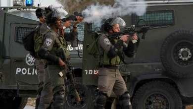 مقتل شاب فلسطيني إثر المواجهات مع القوات الإسرائيلية