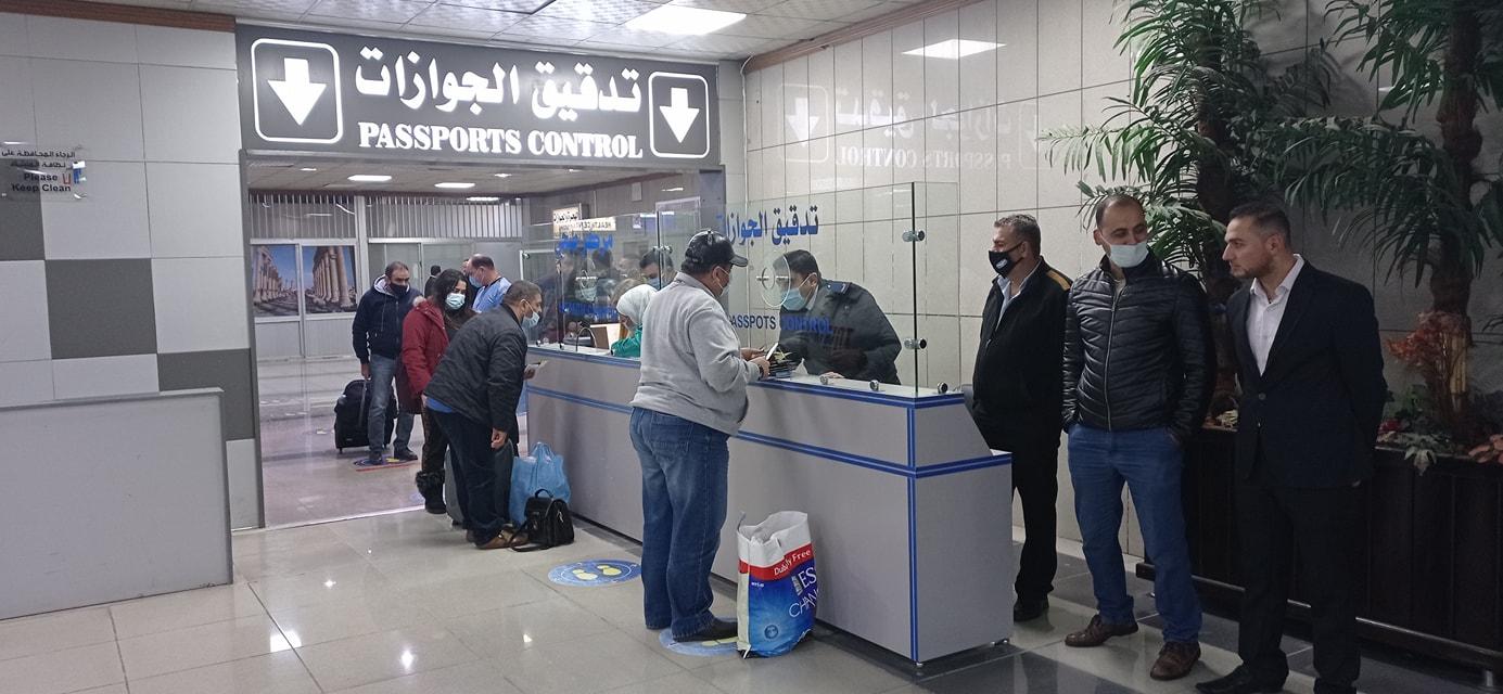 مطار حلب الدُّوَليّ يستأنف أولى رحلاته الخارجية بعد توقف أكثر من 9 سنوات