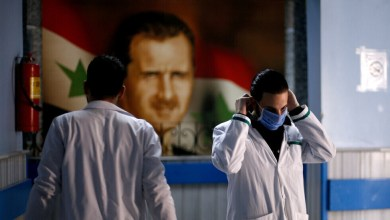 ارتفاع مخيف بحالات كورونا في مناطق النظام السوري تفوق قدرات المشافي الاستيعابية