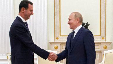 بوتين يلتقي الأسد ويهاجم القوات الأمريكية والتركية في سوريا