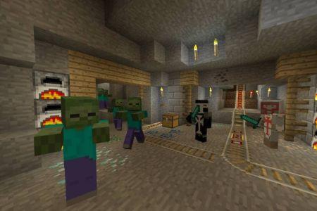 Minecraft Spielen Deutsch Minecraft Pc Ps Zusammen Spielen Bild - Minecraft ps4 pc zusammen spielen