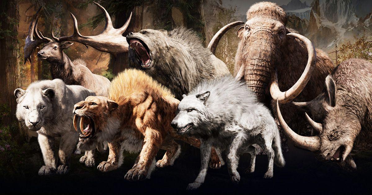 Far Cry Primal Bestien Skills Fr Jeden Das Passende Tier Seite 1 Bestien Der Kategorien 1