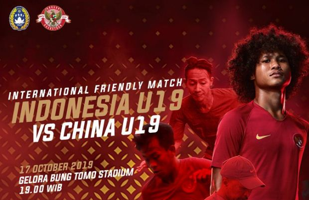 Timnas U-19 vs China