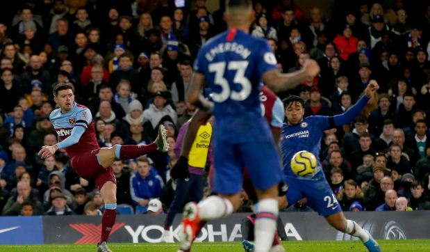 Chelsea vs West Ham United 0-1 Highlights