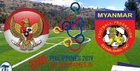 Indonesia vs Myanmar - SEA Games 2019
