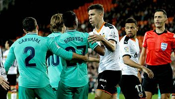 Valencia vs Real Madrid 1-1 Video Gol & Highlights