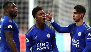 West Ham United vs Leicester City 1-2 Highlights