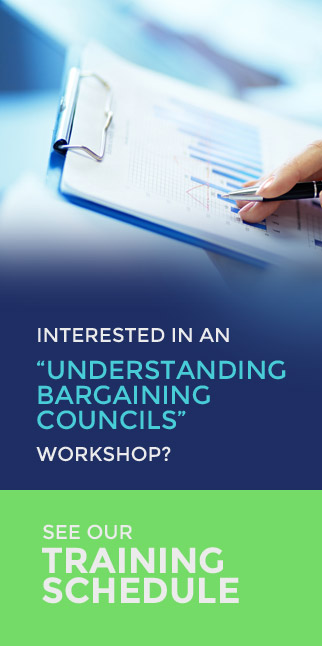 Understanding Bargaining Councils