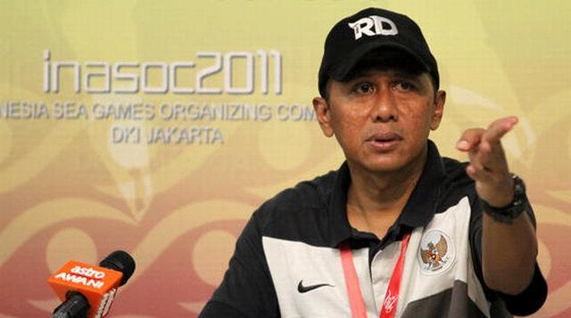 Rahmad Darmawan Panggil 60 Pemain Timnas U23 2013