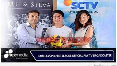 Hak Siar Liga Inggris 2013 2014 SCTV Indosiar Nexmedia