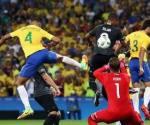 Brazil VS Jerman Olimpiade 2016