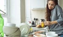 Cara Mengatasi Cucian Piring Yang Menumpuk