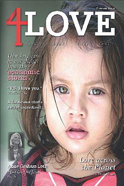 4love magazine preview cover