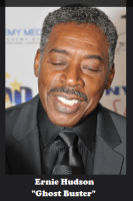 Ernie Hudson - Ghost Buster the Movie