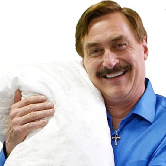 MYPILLOW GUY_MIKE LINDELL