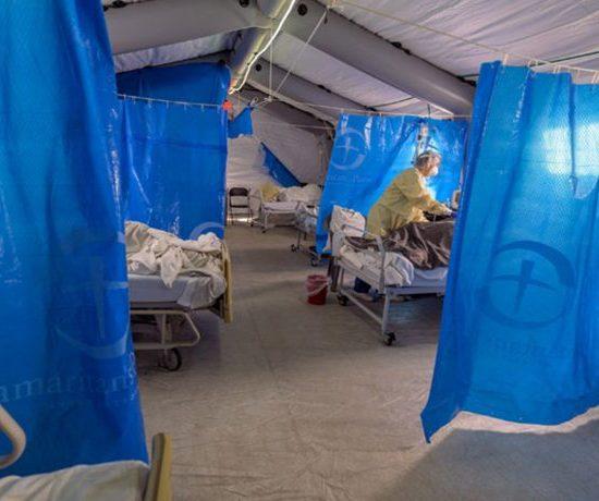SAMARITANS PURSE FILE 2 LANCASTER FIELD HOSPITAL