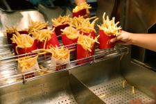 Study: Chemical in McDonald's fries could cure baldness