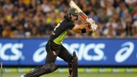 Brutal Australia batsmen thrash England in T20 tri-series
