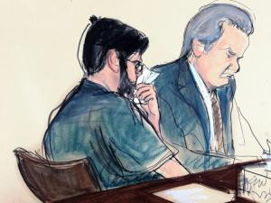 Sobbing 'Pharma Bro' Martin Shkreli gets seven years in prison