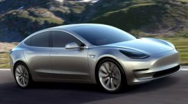 Tesla Hits Model 3 Production Goal of 5,000 Per Week