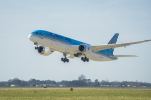 Korean Air expands Delta joint venture with new Boston route