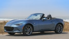 2019 Mazda MX-5 Miata Review: Fabulous Sports Car, Just Enough Technology