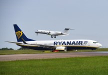 Ryanair to add six routes from Luton over winter season