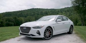 The Genesis G70 Is Better Than Cars That Had a 40-Year Head Start