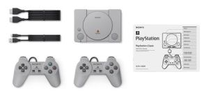 Sony Is Bringing Back the PlayStation One with the New PlayStation Classic