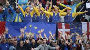 Ryder Cup 2018: live scores, fourballs, foursomes pairings, results