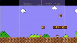 See NES Games In a New Light Via wideNES