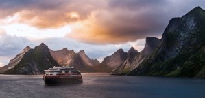Hurtigruten signs for third hybrid powered expedition ship