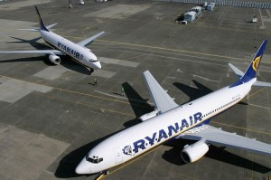 Ryanair sees profits slip as strikes take toll