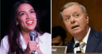 Alexandria Ocasio-Cortez Dishes It Right Back To Lindsey Graham In Twitter Tiff