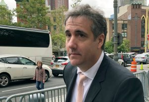 Michael Cohen Pleads Guilty In Mueller Investigation