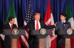 Trump Signs NAFTA Replacement Deal With Canada And Mexico