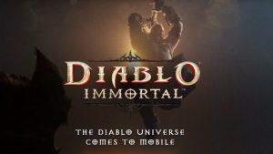 Blizzard Announces Diablo Immortal, and Fans Are Not Pleased