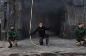 Bear Grylls Adventure attraction opens in Birmingham