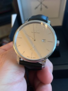 MQT builds classy Swiss watches for the truly debonair