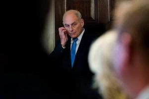John Kelly, Trump's Chief of Staff, to Leave White House