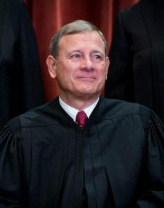 Roberts, Leader of Supreme Court's Conservative Majority, Fights Perception That It Is Partisan