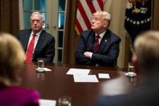 Trump, Angry Over Mattis's Rebuke, Removes Him 2 Months Early