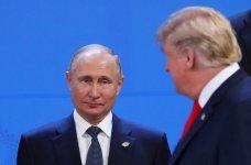 Trump Had 'Informal' Conversation With Putin At G-20 Summit