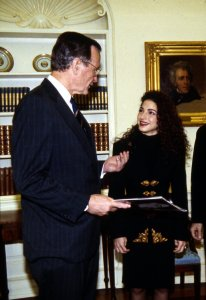 Gloria Estefan Opens Kennedy Center Honors With Tribute To George H.W. Bush