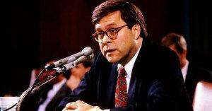 William Barr, Trump's Attorney General Pick, Criticized Mueller Probe In Memo: WSJ