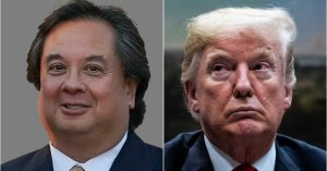 George Conway Thinks Trump Admin's Relationship With GOP Is About To Collapse